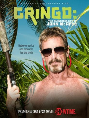 The bizarre story of John McAfee