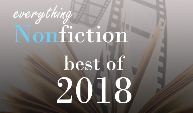 Best of Everything Nonfiction for 2018