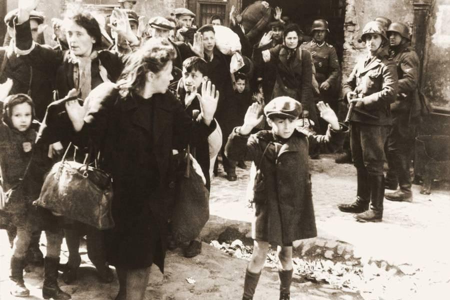 Everything the Holocaust