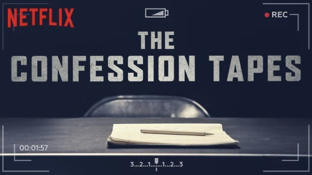Heartbreak and outrage: A review of the Netflix Docuseries The Confesstion Tapes Season Two and Exhibt A