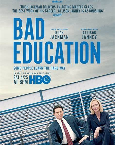 Review of Bad Education
