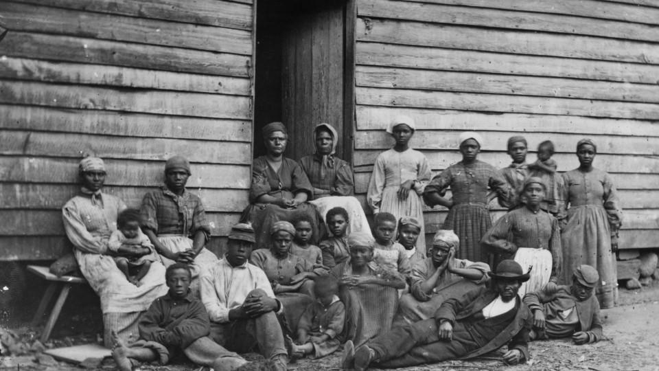 All about slavery and the fight for equal rights