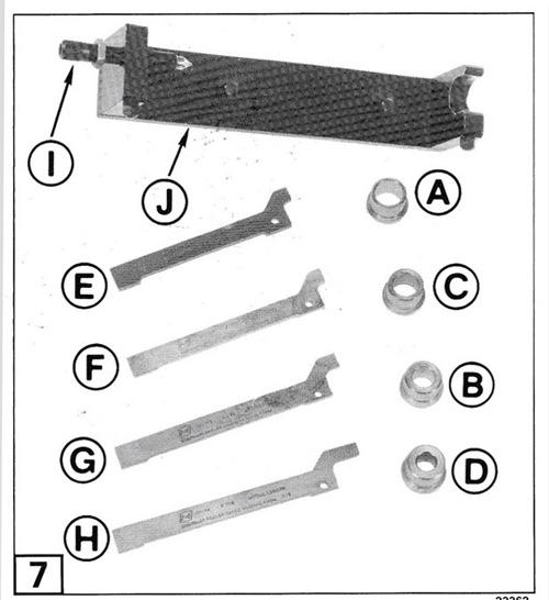 Evinrude / Johnson Tool 328367