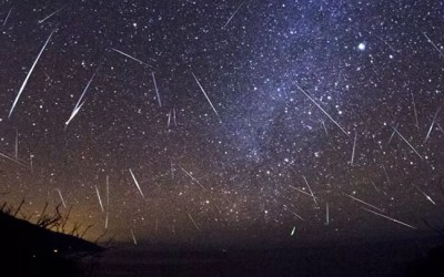 Perseid Meteor Shower 2016 Outer Banks – Biggest Since 2009