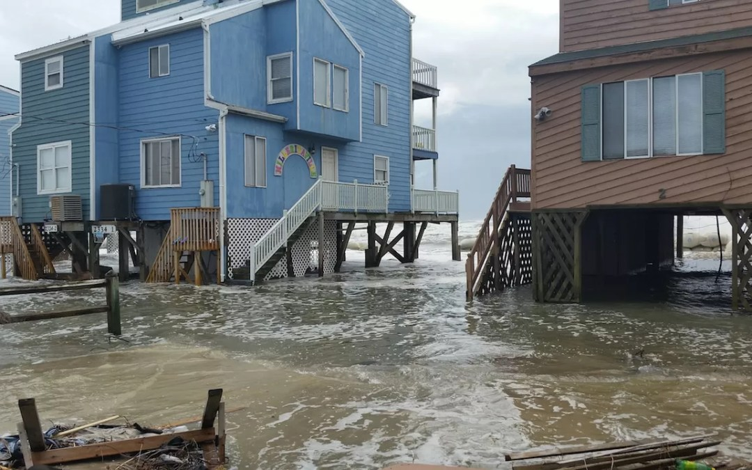 Excessive rains may cause pollution in ocean and sound-side swimming waters #OuterBanksNC