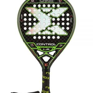 nox luxury control L.6 padel racket