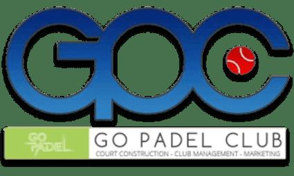go padel club logo
