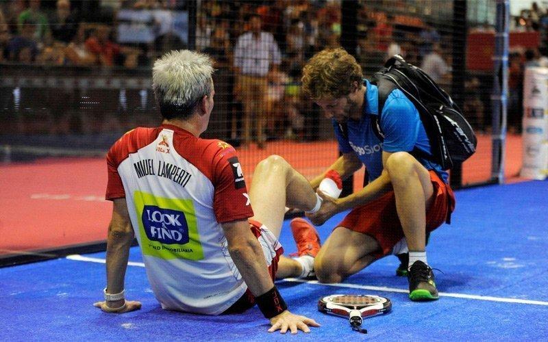 padel injuries