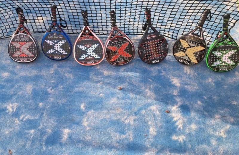 nox padel rackets