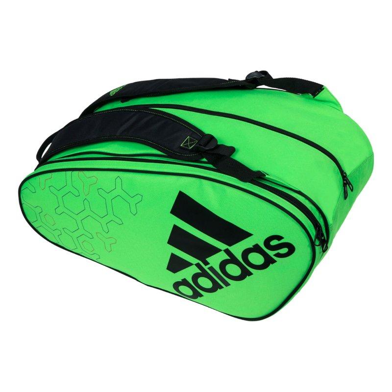 adidas padel bag control green