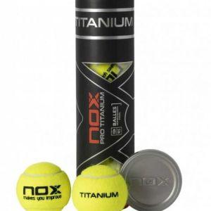 nox padel balls