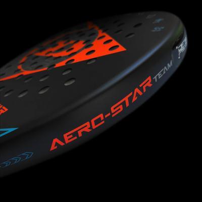 dunlop aero star team padel racket;