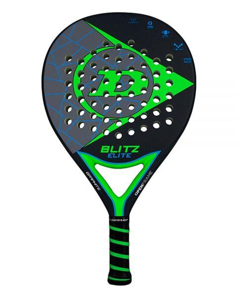 dunlop blitz elite padel racket