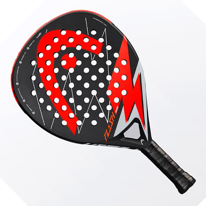 head flash pro padel racket