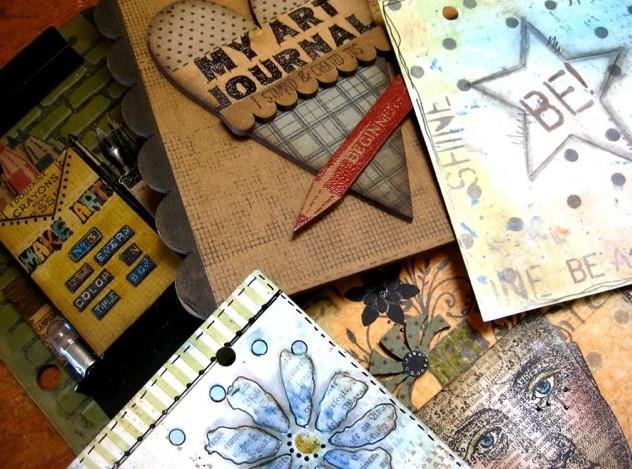 Art Journal Wendy Vecchi