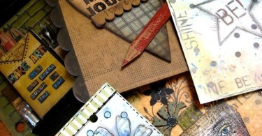 Art Journal Wendy Vecchi
