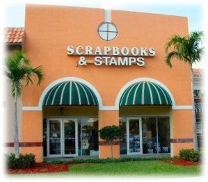 Scrapbook / Art Journal / Card Making  Table Time @ Everything Scrapbook and Stamps | Lake Worth | Florida | United States