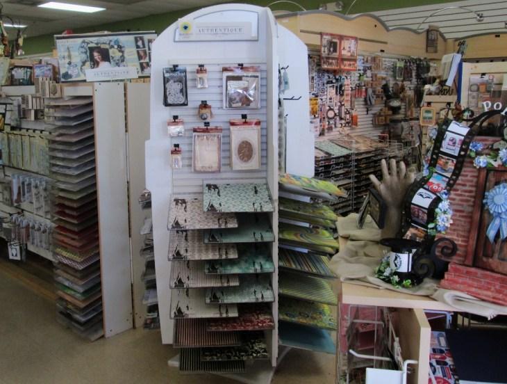 scrapbook-Store