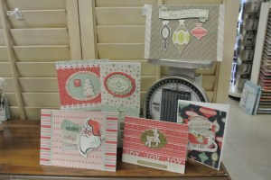Basic Grey Card of the Month