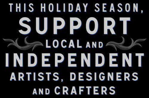 Support Local Businesses on Small Business Saturday