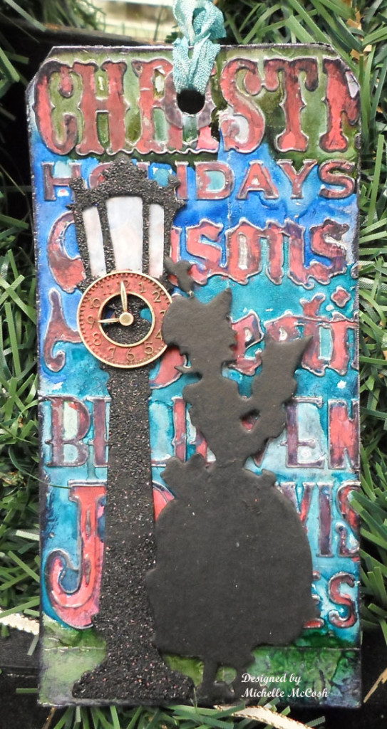Tim Holtz 12 Days of Christmas