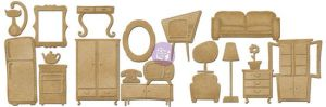 Chipboard Accessories