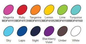 Dina's Paint Colors