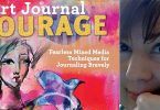 Dina wakley art journal freedom