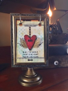 Wendy Vecchi Flippin Frame! @ Everything Scrapbook and Stamps   Lake Worth   Florida   United States