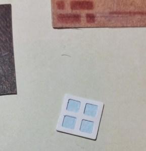 Assembled window