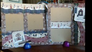 Two double page Scrapbook Layouts with Lynn @ Everything Scrapbook & Stamps | Lake Worth | Florida | United States