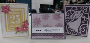 Mixed Media Cards with Michelle @ Everything Scrapbook & Stamps | Lake Worth | Florida | United States