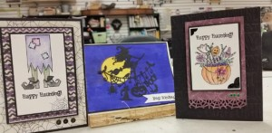 Masculine Cards with Michelle @ Everything Scrapbook & Stamps | Lake Worth | Florida | United States