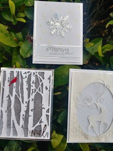Christmas Cards @ Everything Scrapbook & Stamps | Lake Worth | Florida | United States
