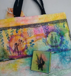 Canvas Tote Bag @ Everything Scrapbook & Stamps | Lake Worth | Florida | United States