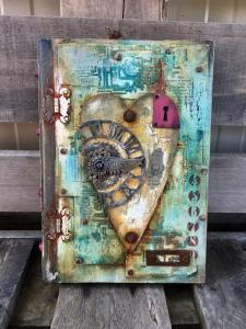 Unlock My Heart  - Tzanidakis Antonis @ Everything Scrapbook & Stamps