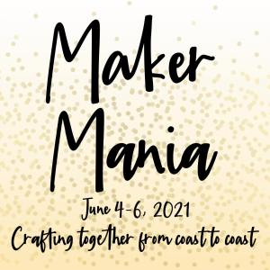 Maker Mania 3 - Save the Date