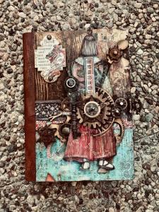 Samurai's Secrets - Antonis @ Everything Scrapbook & Stamps