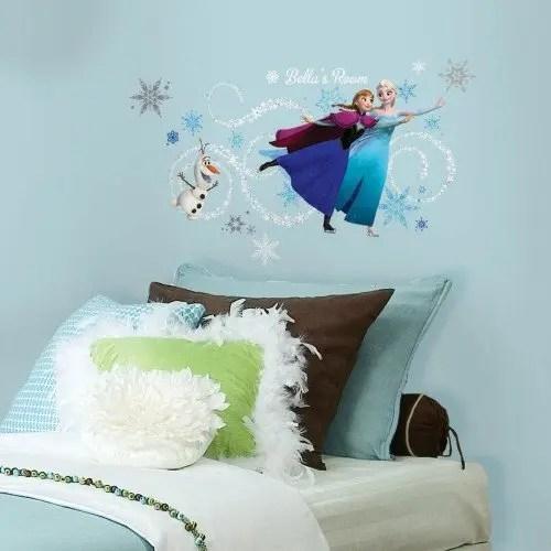 Disney Frozen Bedroom Decorating Ideas