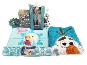 Disney Frozen Bath Accessories