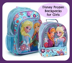 Disney Frozen Backpacks for Girls