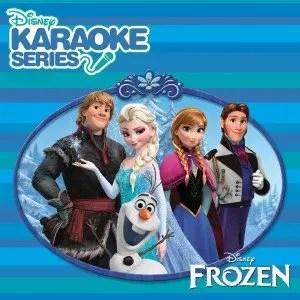 Disney Frozen Karaoke Machine