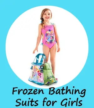 Frozen Bathing Suits for Girls