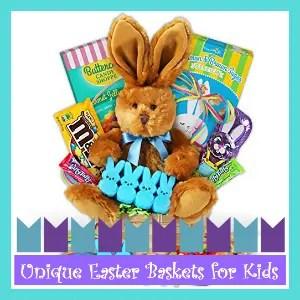 Unique Easter Baskets for Kids