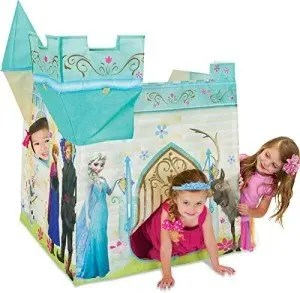 Frozen Play Tents