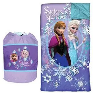 Disney Frozen Sleeping Bags for Kids
