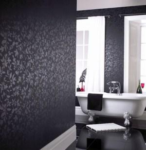 rooms breeze makeover dark bathroom move walls wallpapers bedroom interior significant change