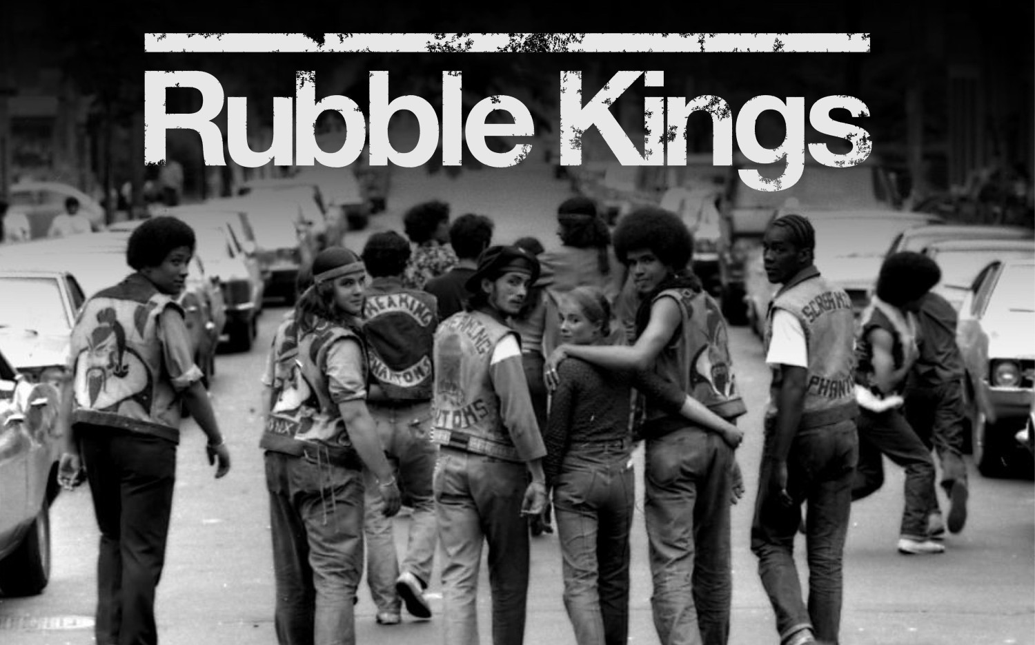 Rubble Kings The Impact Of Gang Culture In New York