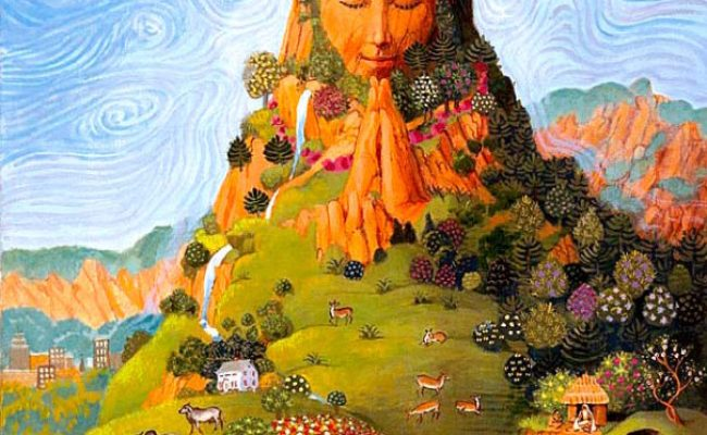 Pachamama The Goddess Of The Elements Everything Soulful