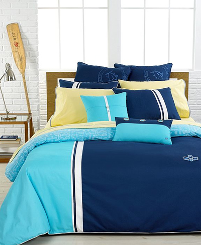 Southern tide portside comforter sets everything turquoise for Southern tide bedding